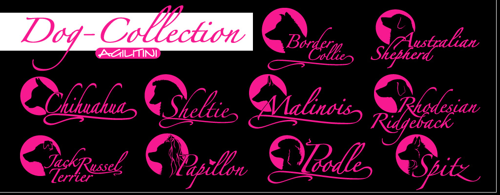 dog collection banner