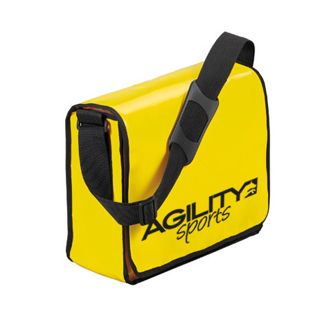 agilitini sportswear lorrybag umh ngetasche aus lkw plane in gelb. Black Bedroom Furniture Sets. Home Design Ideas